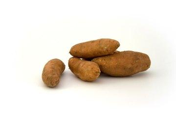 Lemon Sweet Potatoes
