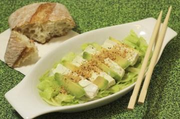 Broccoli and Avocado Salad