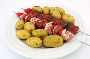 Asian Pork  Marinade for Kebabs