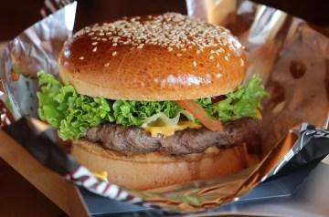 Retro-Burger Topping
