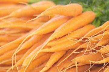 Glazed Carrots for 45