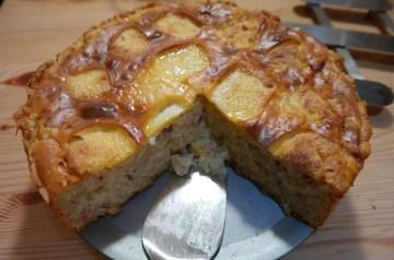 Sweet Potato- Apple Casserole