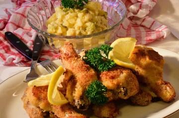 Baked Dijon Chicken
