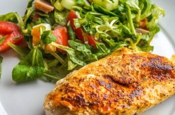 Betty Crocker's Light Lemon-Dijon Chicken Salad