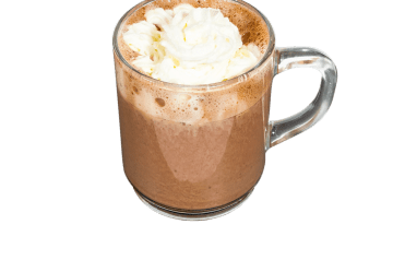 Lovers' Creamy Chocolate Cocktail