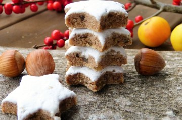 Fantastic  Crackle Top  Sugar-Cinnamon Cookies