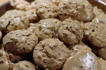 Fig and Walnut Cookies