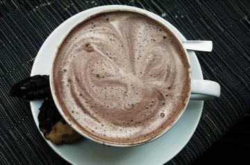 Barefoot Contessa's Hot Chocolate