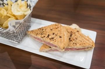 French-Toasted Ham