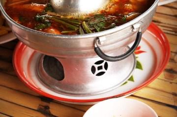 Thai Cantaloupe Soup