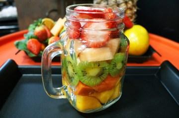Funky Fruit Salad