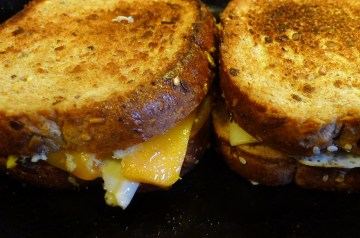 My Grilled Cheese