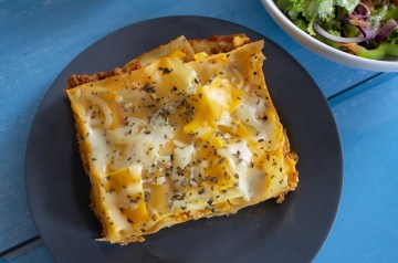 8 Cheese Meat Lasagna