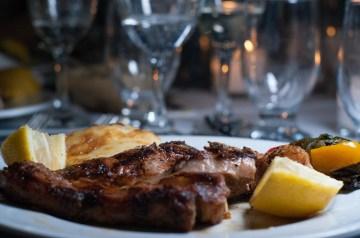 Sesame Steak