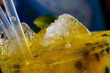 Vanilla Passion Fruit Mojito