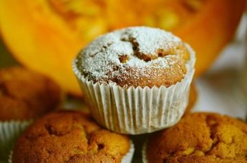 Coco-Kiss Pumpkin Muffins