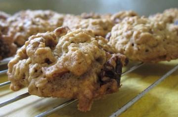 Jumbo Oatmeal Granola and Fruit Cookies