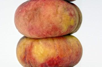 Baked Peach