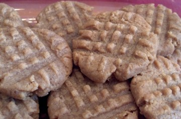 Amazing Double Peanut Butter Cookies