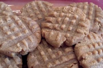 Blue Ribbon Peanut Butter Cookies