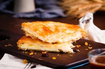 Caribbean Macaroni Cheese Pie