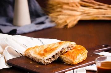 Sumptuous Salmon Pie