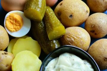 Sweet Potato and Pecan Salad