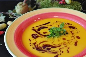 Autumn Sausage Soup