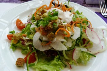 Canlis Special Salad