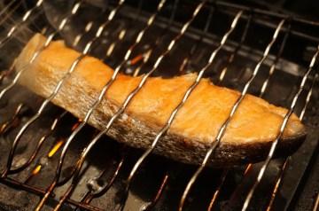 Grilled Oriental Salmon