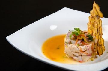 Shrimp in Pernod Cream Sauce