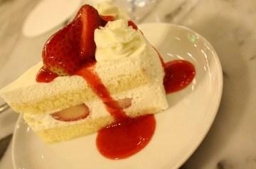 Strawberry Creme Delight
