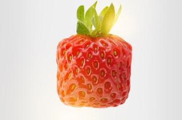 Strawberry Clafouti