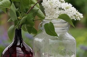 Lavender or Rose Syrup