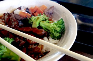 Orange Teriyaki Beef Roast