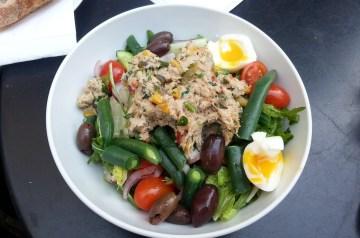 Cheesy Tuna Salad