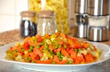 Kolhapuri Vegetables (Mixed Vegetables)