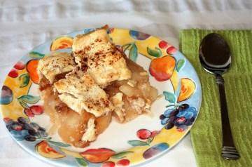 Fresh Peach Cake (Or Cobbler)