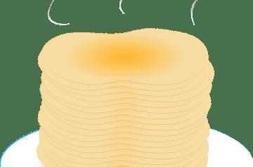 7-Up Pancakes