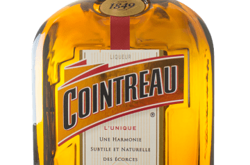 Berries With Cointreau