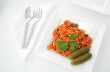 Algerian Stew for Couscous