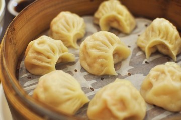 Dampfnudela Steamed German Dumplings