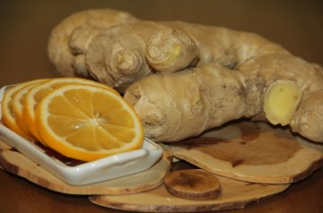 Citrus-Ginger Chicken
