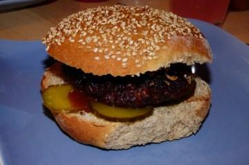 Barbecued Hamburger ( Sloppy Joes )