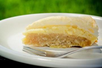 Lemon-Filled Meringue Cake