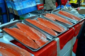 Cajun Salmon Fillets