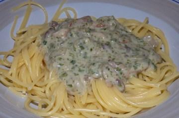 Spaghetti With Ground Turkey