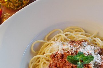 Garlicky Pasta Sauce