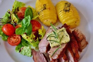 Faux Filets Au Beurre D'anchois (Steak With Anchovy Butter)