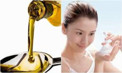 Tẩy tế bào chết bằng đường & dầu oliu